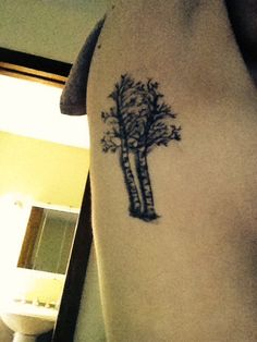 For a birch tree tattoo on wrist birch trees represent for Birch tree tattoo meaning