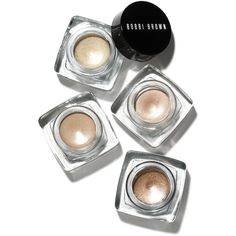 Bobbi Brown Long-Wear Cream Shadow ($26) ❤ liked on Polyvore featuring beauty products, makeup, eye makeup, eyeshadow, beauty, fillers, cosmetics, bronze sugar, long wear eyeshadow and bobbi brown cosmetics
