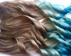 Popular Items For Blonde Ombre Hair On Etsy