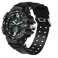 Military G Style Sports Watch