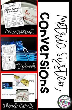 Measurement Flipbook