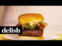 Bob's Burgers - Do The Brussels Burger Recipe - Delish.com