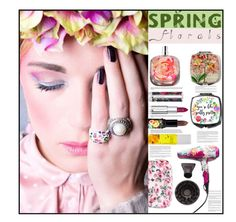 """""""Spring beauty"""" by maria-notte on Polyvore featuring bellezza, Little Shop of Oils, Lime Crime, Dolce&Gabbana e Givenchy"""