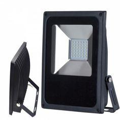 Προβολέας Μαύρος  SMD 30 Watt 220 Volt Ψυχρό Λευκό €11.80 Αν ενδιαφέρεστε για αυτό το προϊόν επικοινωνήστε μαζί μας Προβολέας+Μαύρος+SMD+30+Watt+230+Volt+Ψυχρό+Λευκό