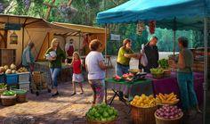 Gardens of Time | Farmer's Market