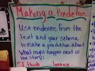 Making Predictions<br />(Leslie Cottrell's 2nd Grade)
