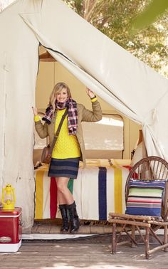 2 Broke Girls star Beth Behrs is glamping in a Lovestrength leather cuff (as seen in Good Housekeeping!)