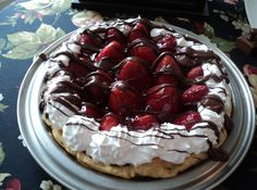 I whip out this dessert to impress company. However, it does require some setting time, so it can't be surprise company. It is a wonderful dessert though and very