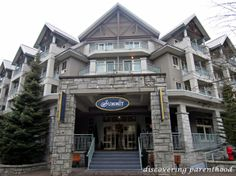 Summit Lodge  Spa, Whistler BC, hotel review. Where to stay in Whistler. {Discovering Parenthood}