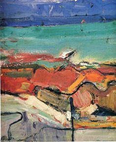 Berkeley de Richard Diebenkorn (1922-1993, United States)