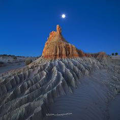 Ancient erosion, Mungo National Park, Australia https://twitter.com/ogugeo/status/372118545544396800