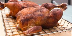 Smoking a whole chicken is quite possibly the most popularmeat that I smoke. It mayonly pork ribs ...