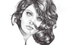 Mandy Maria captures an iconic image of Sophia Loren Sophia Loren, Culture, Female, Film, Illustration, Flowers, Pictures, Inspiration, Art