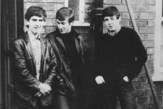♡♥George Harrison 14 yrs old on Feb 6th,1958 joined John Lennon and Paul McCartney in the 'Quarrymen' becoming the third part of the equation that would soon become the infamous Beatles♥♡