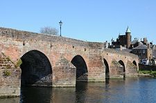 Devorgilla  Bridge Dumfries