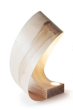 Milano: A Lamp Inspired by Organic, Natural Shapes