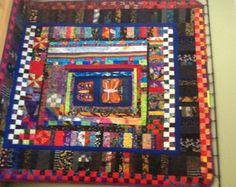 EYE SPY quilt by Worthquilts on Etsy
