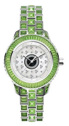 DIOR Christal Haute Couture Passage watch