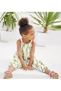 Buy Green Cactus Print Playsuit (3mths-6yrs) from the Next UK online shop
