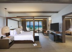 UNICO 20.87 Hotel Riviera Maya Akumal, Mexico All-Inclusive Resorts Hotels Romance property living room Bedroom condominium Suite home Villa