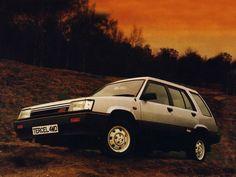 Toyota Tercel, Evolution