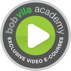 Bob Vila Academy - Exclusive Video E-courses- build a tiny home.