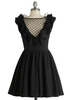 A Flair for the Operatic Dress, #ModCloth