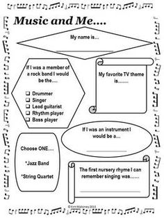 Music Back to School Ice Breakers Elementary Choir, Elementary Music Lessons, Music Lessons For Kids, Music Education, Health Education, Physical Education, Middle School Music, Music Worksheets, Piano Teaching