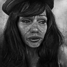Hauntingly Beautiful Portraits Of Homeless Individuals Show What Poverty Really Looks Like