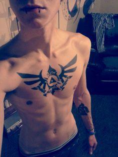 Rastas & Tattoos : Foto leyend of zelda tattoo