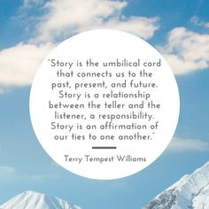 'We tell ourselves stories in order to live' Storytelling Quotes, She Believed She Could, Quotable Quotes, Writing Inspiration, Read More, No Response, Affirmations, Writer, The Past
