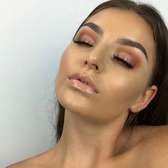 Nude Makeup, Fall Makeup, Prom Makeup, Skin Makeup, Wedding Makeup, Makeup Goals, Makeup Inspo, Makeup Inspiration, Makeup Tips