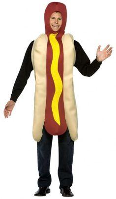 Deguisement Hot Dog - Adulte