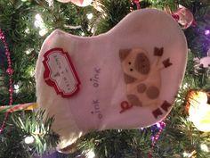 Piggie stocking!