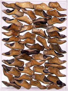 Collection of  Shoe Forms