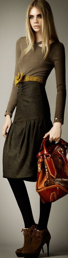 Burberry - RTW Fall-Winter