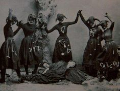 Creepy Old Pictures - Imgur