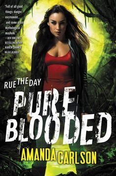 Pure Blooded (Jessica McClain #) - Amanda Carlson