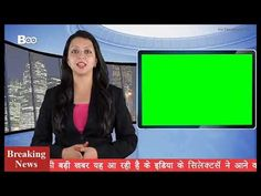 Breaking news cricket team Green Screen Video Effect, Green Screen Video Backgrounds, Blur Background In Photoshop, Light Background Images, Intro Youtube, Youtube Channel Art, Free Green Screen, Iphone Wallpaper Video, Gold Photo Frames