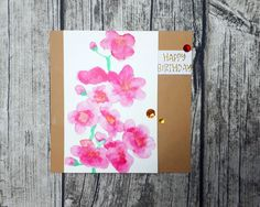 I have a project share for you today! As I mentioned in my chit chat video at the beginning of May, I decided not to do Cards & . Happy, Projects, Cards, Log Projects, Blue Prints, Ser Feliz, Maps, Playing Cards, Being Happy