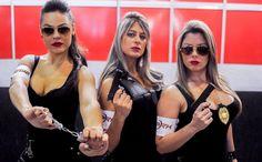 Veja galeria de cosplays e gatas da @BrasilGameShow 2014 http://glo.bo/11b4E39 #G1 #BGS