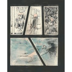Home - Exclusive comics - Arkanum graphic novel serial by Kiki Klimt Valley Of Death, Greatest Mysteries, Love Truths, Renaissance Paintings, Everlasting Life, The Secret Book, Black Books, Klimt, Love Painting