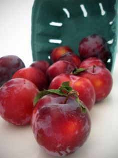 plums, love plums