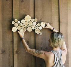 Abstrakte Skulptur Holz Wand / Wand hängenden    Größe: 21 X 13 cm breit X 1-2 cm dick    Einer der ein wunderbares Einzelstück aus abgeschossenen und tote Bäume und deren Niederlassungen hergestellt.    Neu bestimmungsgemässen Natur in Form von Kunst für Ihr Zuhause.    Bereit zum hängen an der Wand oder auf einem Regal oder als ein Mittelpunkt für Ihre Tabelle oder Hochzeit-Dekor.    Haben einen Platz an der Wand oder in Ihrem Hause möchten voller natürlicher Schönheit?…