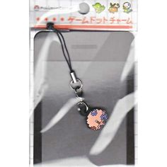 Pokemon Center 2012 Game Dot Charm Munna Mobile Phone Strap