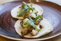 "Rick Bayless | Crispy Chicken Thighs with ""Creamy"" Jalapeño Salsa"
