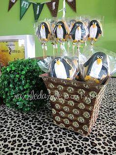 Biscoito Pinguim