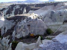 Visitamos o Vale Dervent,vale Cavusin e antigo povoado grego de Mustafapava.