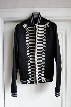 Dior Homme Napoleon Varsity Jacket by Hedi Slimane