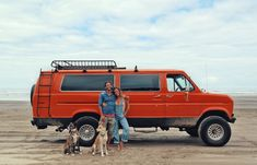 Brianna in a Ford Van — Tiny House, Tiny Footprint - van leben Van Camping, Camping Life, Camping Ideas, Ford Van, Ford E250, Ambulance, Lifted Van, Ford Mustang Wallpaper, Ford Girl